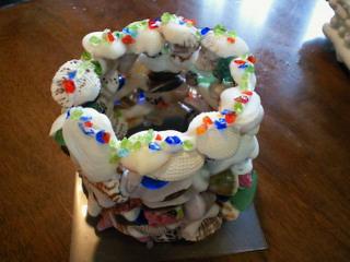 貝で作る☆マーメイド