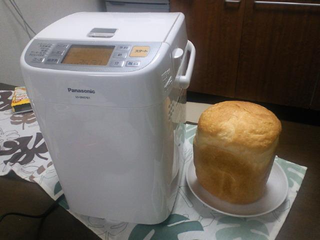 初焼きパン