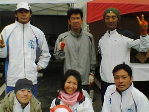 東海シティマラソン大会2
